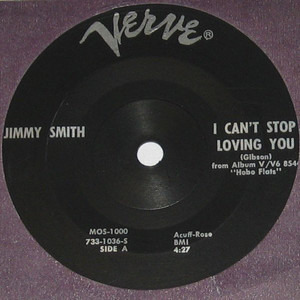 Jimmy Smith - I Can't Stop Loving You