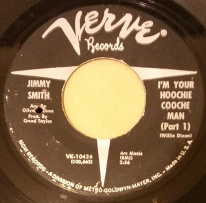Jimmy Smith - I'm Your Hoochie Coochie Man (Part 1 & 2)