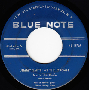 Jimmy Smith - Mack The Knife / When Johnny Comes Marching Home