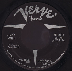 Jimmy Smith - Mickey Mouse