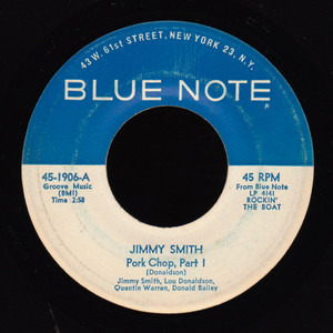 Jimmy Smith - Pork Chop