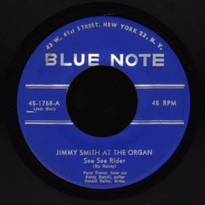 Jimmy Smith - See See Rider / Come On Baby