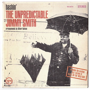 Jimmy Smith - The Unpredictable Jimmy Smith