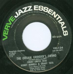 Jimmy Smith - The Organ Grinder's Swing / I'll Close My Eyes