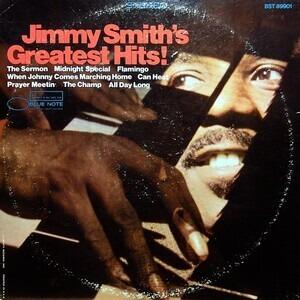 Jimmy Smith - Jimmy Smith's Greatest Hits!