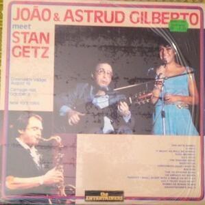 João Gilberto - João & Astrud Gilberto Meet Stan Getz