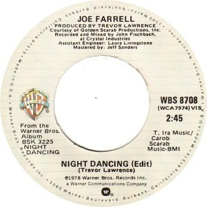Joe Farrell - Night Dancing