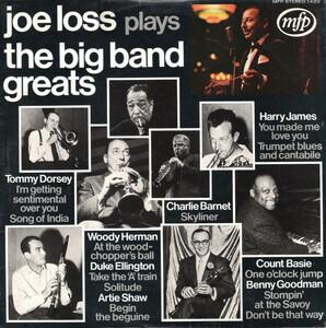 Joe Loss - Joe Loss Plays The Big Band Greats