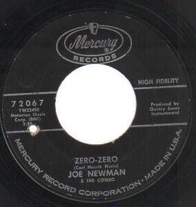 Joe Newman - Zero-Zero