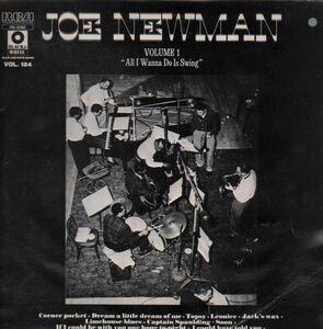 Joe Newman - Volume 1 - All I Wanna Do Is Swing