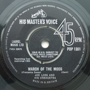 Joe Loss & His Orchestra - March Of The Mods / Tango '65
