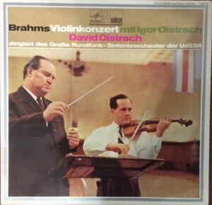 Johannes Brahms - Violinkonzert