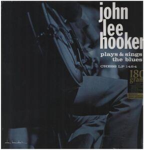 John Lee Hooker - PLAYS & SINGS THE BLUES
