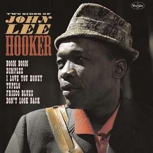 John Lee Hooker - Two Sides Of John Lee Hooker