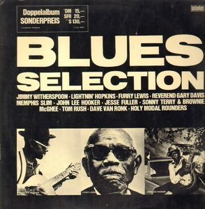 John Lee Hooker - Blues Selection
