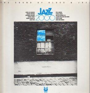 John Lee Hooker - Jazz 2000, The Sound Of Blues And Jazz