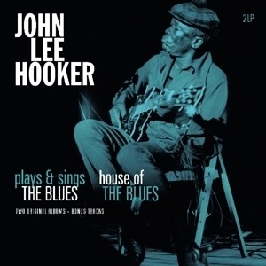 John Lee Hooker - Plays & Sings The..