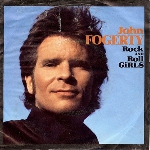 John Fogerty - Rock And Roll Girls / Centerfield