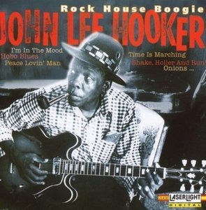 John Lee Hooker - Rock House Boogie