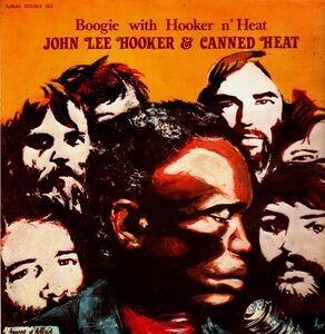 John Lee Hooker - Boogie With Hooker N´ Heat