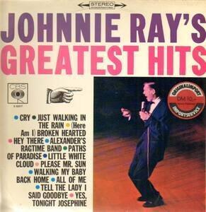Johnnie Ray - Johnnie Ray s Greatest Hits