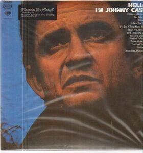 Johnny Cash - Hello, I'm Johnny Cash