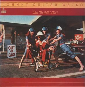 Johnny 'Guitar' Watson - What the Hell Is This?