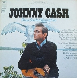 Johnny Cash - From Sea to Shining Sea