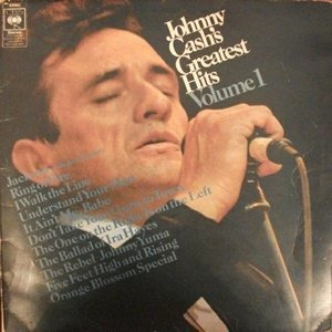 Johnny Cash - Greatest Hits Volume I