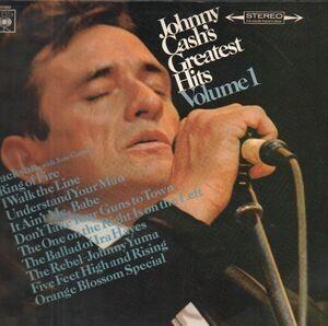 Johnny Cash - Greatest Hits Volume 1