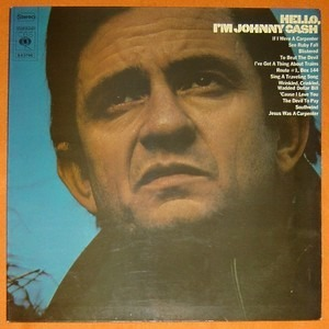 Johnny Cash - Hello, I'm Johnny Cash