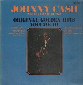 Johnny Cash - Original Golden Hits Volume III