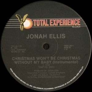 Jonah Ellis - Christmas Won't Be Christmas Without My Baby