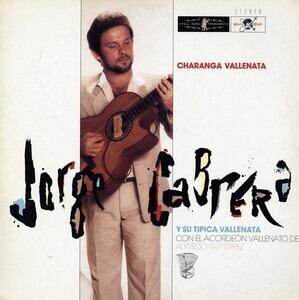 Jorge Cabrera - Charanga Vallenata
