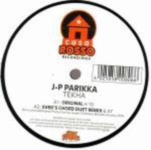J-P Parikka - Tekha