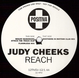 Judy Cheeks - Reach
