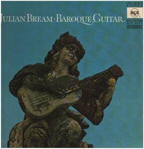 Julian Bream - Baroque Guitar