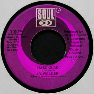 Junior Walker - I'm So Glad / Soul Clappin