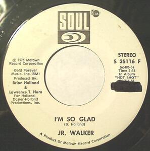 Junior Walker - I'm So Glad