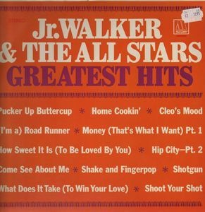 Junior Walker - Greatest Hits