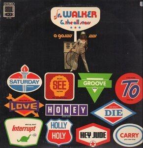 Junior Walker - A Gasssss