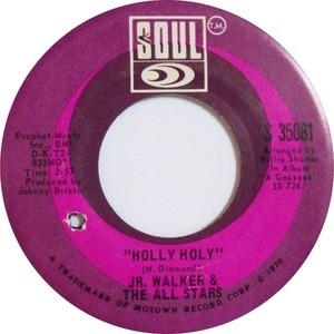 Junior Walker - Holly Holy