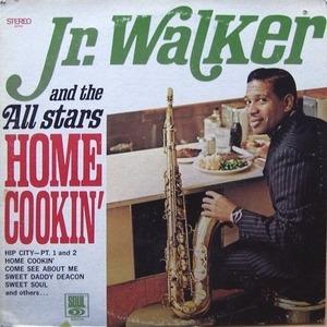 Junior Walker - Home Cookin'