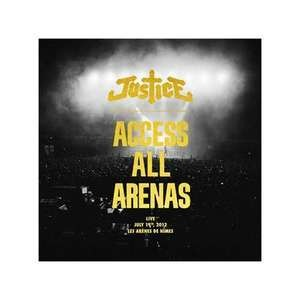 Justice - Access All Arenas (2LP+CD)