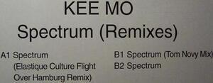 Kee Mo - Spectrum (Remixes)