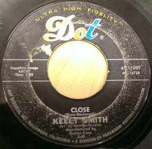 Keely Smith - Close