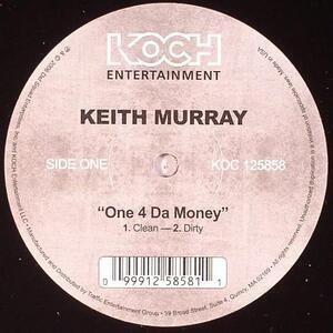 Keith Murray - One 4 Da Money