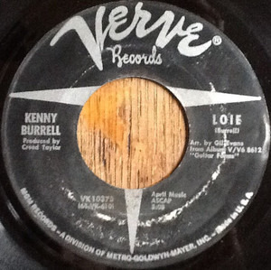 Kenny Burrell - Loie / Downstairs