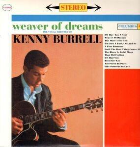 Kenny Burrell - Weaver of Dreams