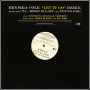 Keyshia Cole - Let It Go (Remix)